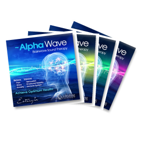 Brainwave Sound Therapy Set  4 MP3 Audio Programs with 8 MP3 Downloads