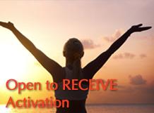 Estaryia Venus » Open to Receive - Activation