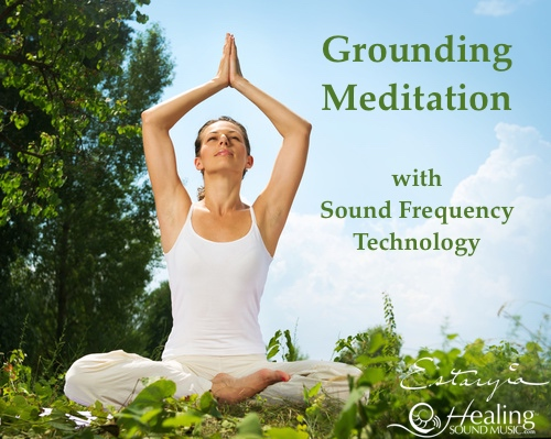 grounding meditation therapy